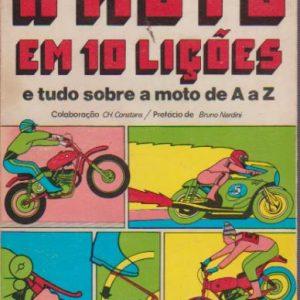 A MOTO EM 10 LIÇÕES * Michel Weber   1975
