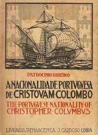 A NACIONALIDADE PORTUGUESA DE CRISTOVAM COLOMBO          Patrocinio Ribeiro