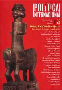 ANGOLA, À PROCURA DO SEU PASSO       – Coord. Manuel Ennes Ferreira    –    2002 – Ed. Especial da  Politica Internacional
