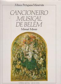 CANCIONEIRO MUSICAL DE BELÉM * Manuel Morais   1988