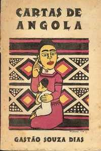 CARTAS DE ANGOLA           Gastão Souza Dias        1928