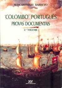 COLOMBO  PORTUGUÊS     Provas Documentais           Mascaranhas Barreto  (Iº Vol.)  1997