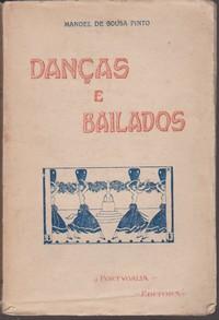 DANÇAS E BAILADOS * Manoel de Sousa Pinto  1924