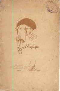 DO OUTRO LADO  Cançoneta Cómica        Alfredo de Moraes Pinto (Pan-Tarantula)     Illustrações de Raphael Bordallo Pinheiro      1885
