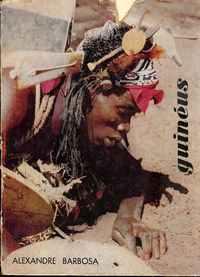 GUINÉUS – Alexandre Barbosa    1962     1ª Edição