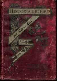 HISTORIA DE JESUS          Gomes Leal      1900