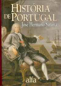 HISTÓRIA DE PORTUGAL          José Hermano Saraiva