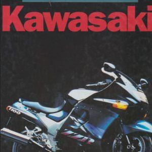 KAWASAKI : The Illustrated Motorcycle Legends * Roy Bacon   1994