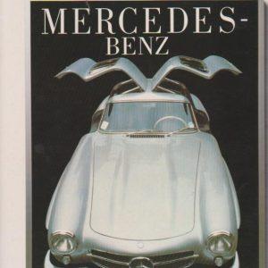 MERCEDES-BENZ – Un Livre-Décor * Chris Harvey   1986