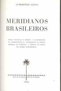 MERIDIANOS BRASILEIROS     Almerindo Vasconcelos Lessa