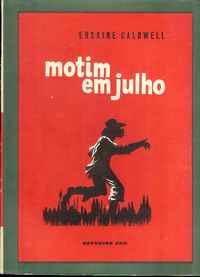 MOTIM EM JULHO   –    Erskine Caldwell      –   1963