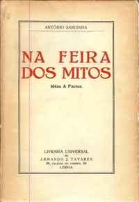 NA FEIRA DOS MITOS  António Sardinha  1926  1ª Edição