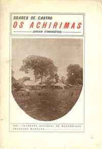 OS ACHIRIMAS (Ensaio Etnográfico)          Soares de Castro     1941