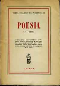 POESIA  (1944-1955)              Mário Cesariny de Vasconcelos