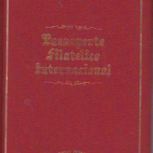 PASSAPORTE FILATÉLICO INTERNACIONAL * Colecções Philae   1986