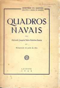 QUADROS NAVAIS – Almirante Joaquim Pedro Celestino Soares     1942