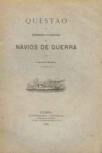 QUESTÃO DE PREFERÊNCIAS NA ACQUISIÇÃO DE NAVIOS DE GUERRA          Carlos Testa     1890