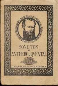 OS SONETOS COMPLETOS DE ANTHERO DE QUENTAL     1919